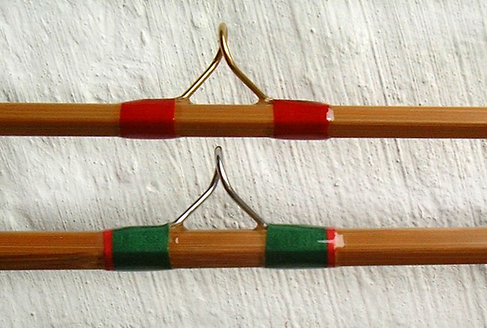 Burns built fishing rods quality custom built fishing for Custom made fishing rods